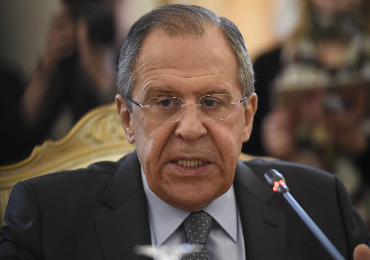 Syrian Lavrov