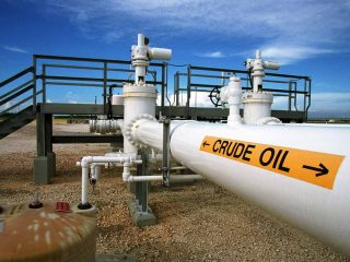 Oil production in nigeria