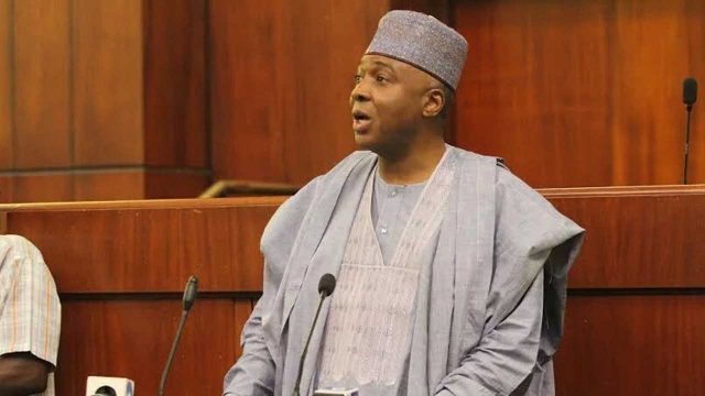 Image result for How I escaped plot to stop me from Tuesday plenary – Saraki