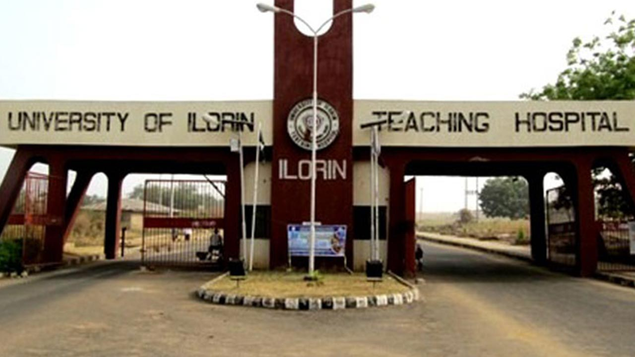 Department Surgery University Ilorin Teaching Hospital Uith College