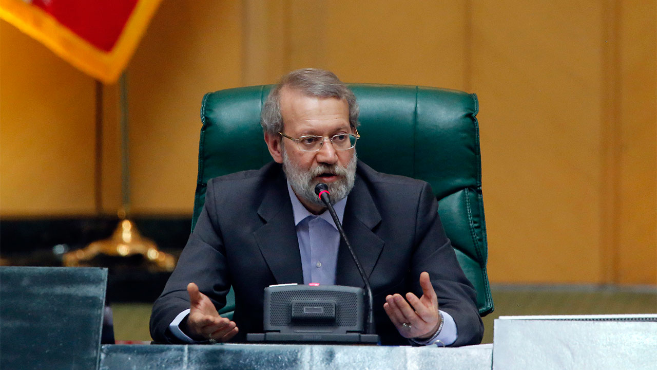 Iranian Parliamentary Speaker Ali Larijani Has Tested Positive For Covid 19 And Is Now In Quarantine, The Semi Official Isna News Agency Reported On Thursday, As The Number Of Cases In The Country Su