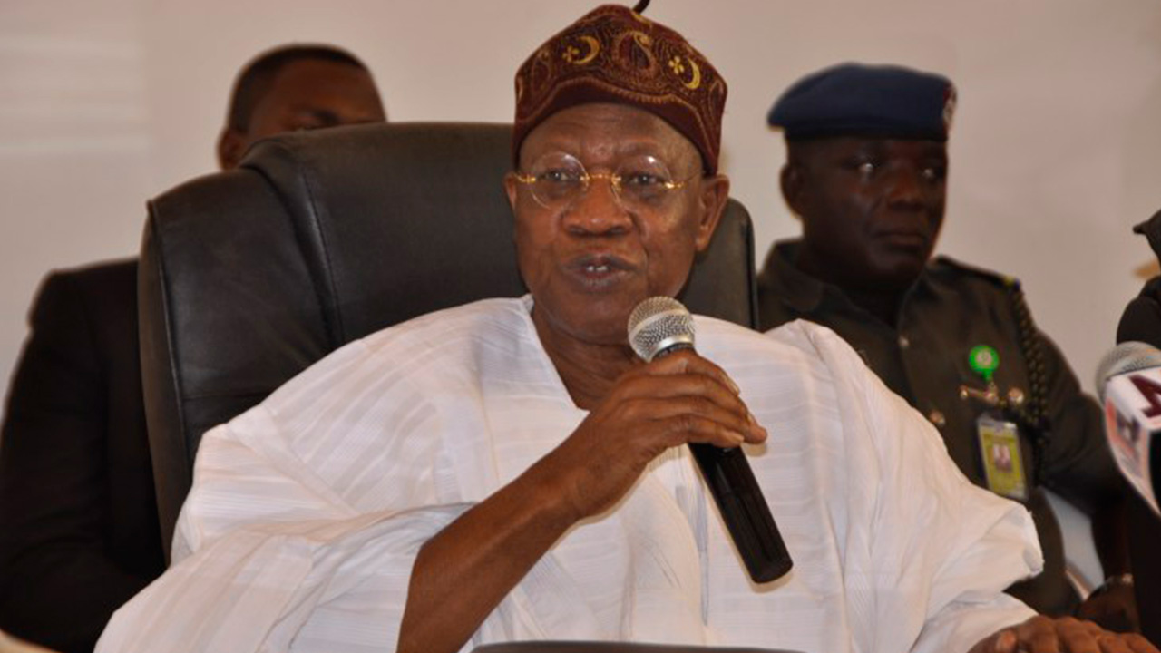 Lai - FG says other options available for social media regulation