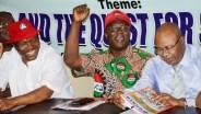 Image result for President of the Nigeria Labour Congress Comrade Ayuba Wabba