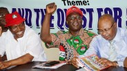 Image result for President of the Nigeria Labour Congress  Comrade Ayuba Wabba