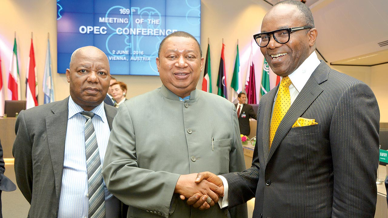 The Secretary General Of The Organisation Of Petroleum Exporting Countries (opec) Mohammed barkindo has Said That The Global Oil Market Would Record Excess Crude Oil Supply Of 14.7 Million B