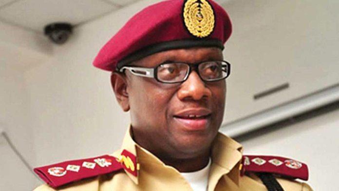 FRSC Corps Marshal Boboye Oyeyemi