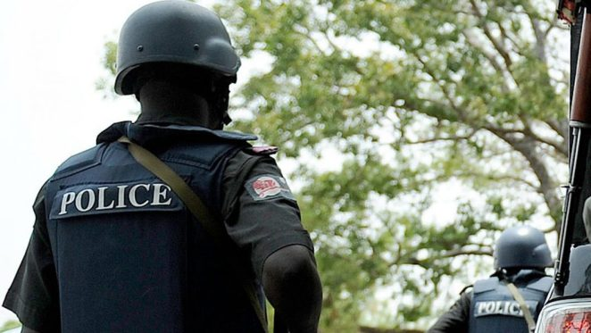 Image result for lagos police arrests couple