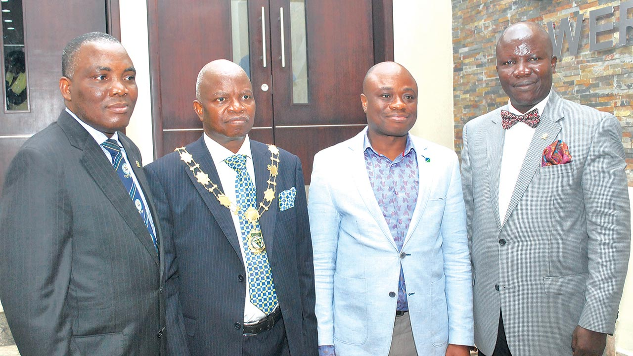 The Chartered Institute Of Bankers Of Nigeria (cibn) Has Elected prof. Bayo Olugbemi As The 21st president Of The Institute, Alongside Other Officers Whose tenure Would Run From 2020 to 2022. Th