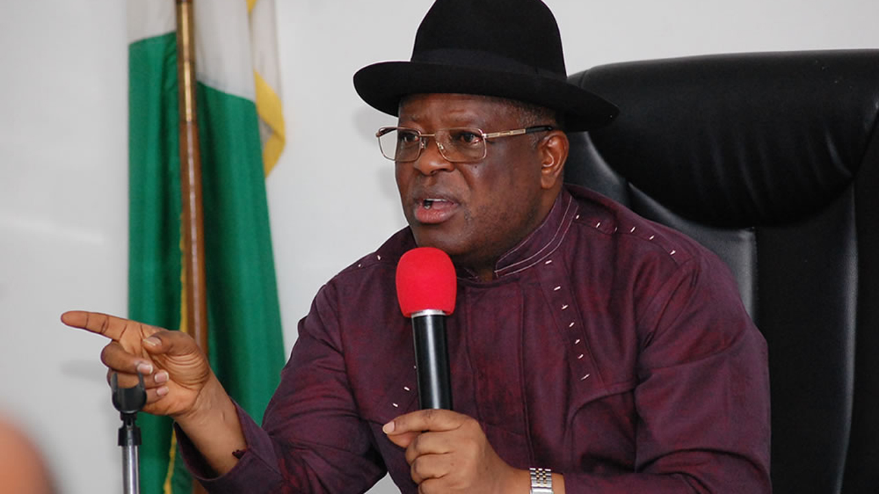 Gov. David Umahi Of Ebonyi Has Permitted That Church Services Be Held On Easter Sunday Between 8 A.m And 12 P.m. Nigeria News Agency, Recalls That The State Government Had Restricted Church Worships