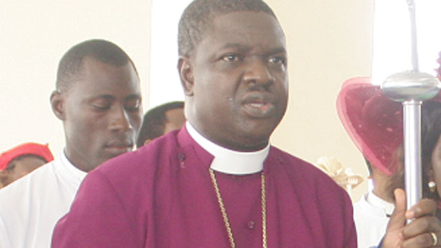 Anglican Bishop Nigeria