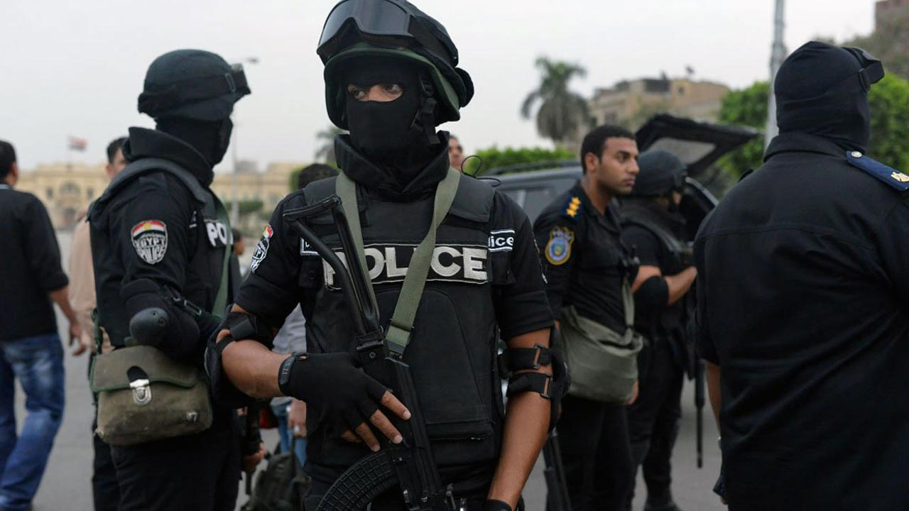 6 Militants Killed In Shootout With Police Near Egypt's Capital