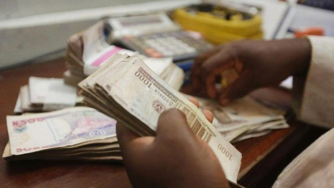 Image result for naira counting