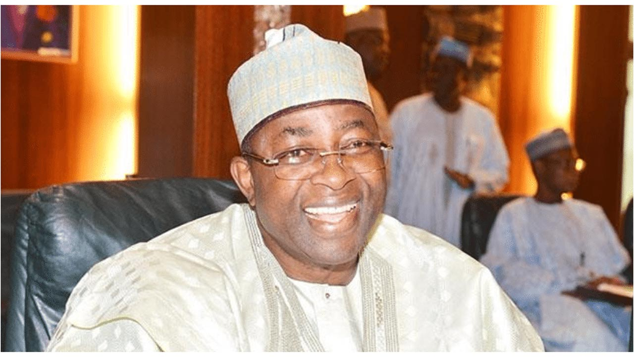 Alhaji Mohammed Abudullahi Minister State Science Technology Non