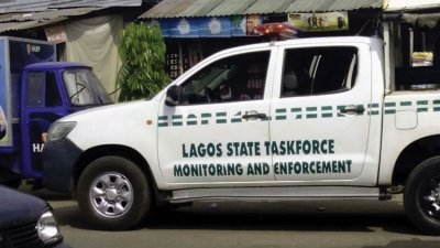 Image result for Lagos State Task-Force on Environment and Special Offences