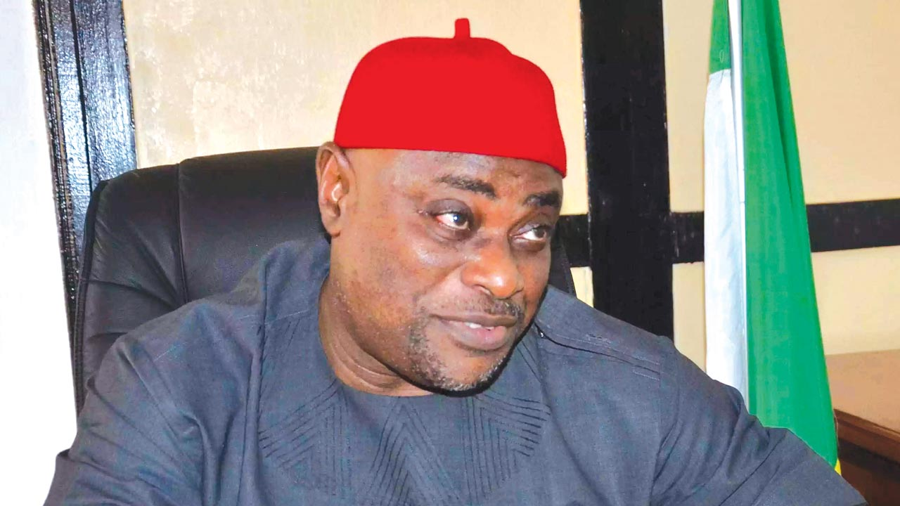 Dr Victor Oye, National Chairman Of All Progressives Grand Alliance (apga), Said On Saturday In Awka That The Party Has Shutdown Its Offices Nationwide Over The Coronavirus Pandemic. He Also Called On Party Faithful And Nigerians In General To Support Efforts At Ending The Scourge Of Corona