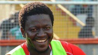 Image result for Former Rivers United striker Victor Ezeji