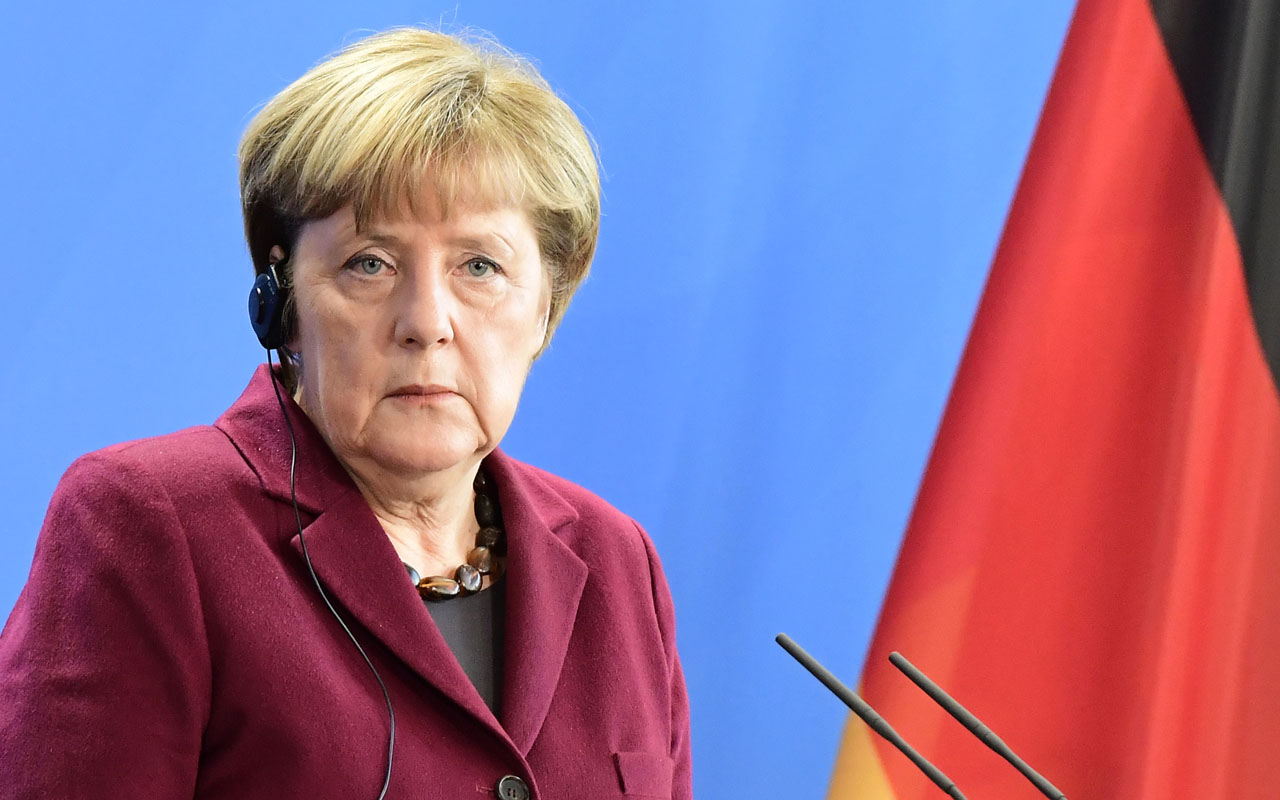 Merkel: Germany Needs To Take More Responsibility In Nato