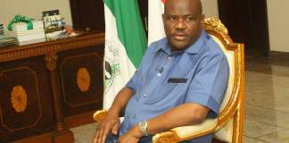 Rivers Labour Gov Nyesom Wike Reuben Port Harcourt