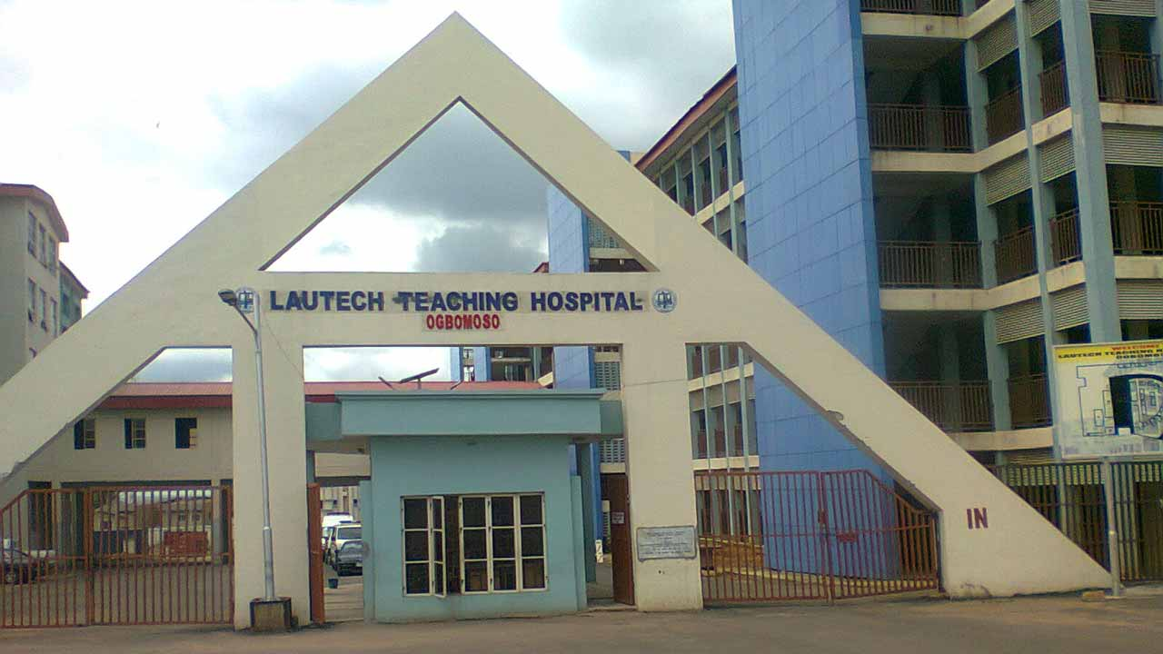 Workers Ladoke Akintola University Teaching Hospital