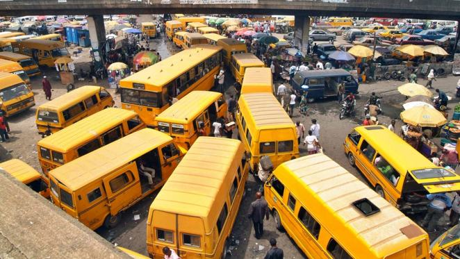 Image result for motor parks in lagos