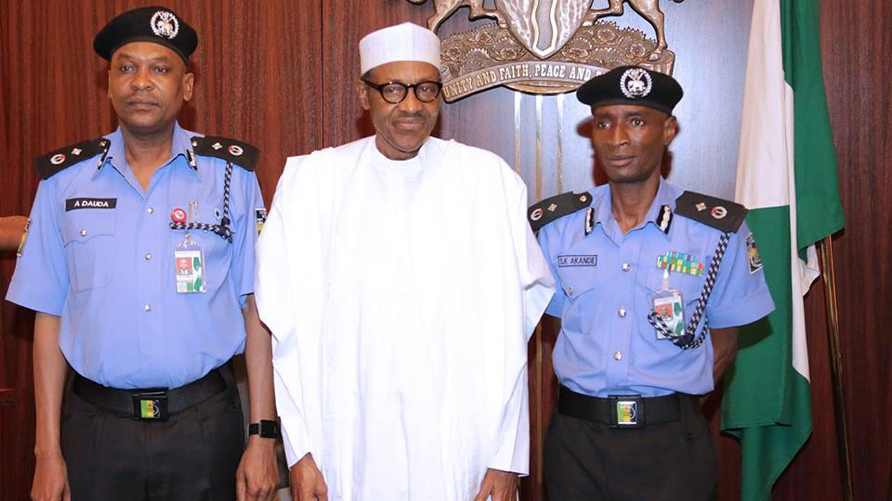 President Muhammadu Buhari Has Expressed Deep Sadness And Grief At The News Of The Death Of Assistant Commissioner Of Police Abdulahi Ibrahim On Friday In A Car Accident. Acp Ibrahim Died With His Wife While His Children Who Were Travelling With Him To Onitsha, His Post, Are Responding To T