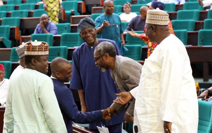 Image result for APC lawmaker defects to PDP  JUST IN: APC LAWMAKER DEFECTS TO PDP A DAY TO THE POLLS House of Reps 954x598