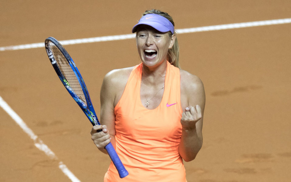 Maria Sharapova Russian , Grand Slam