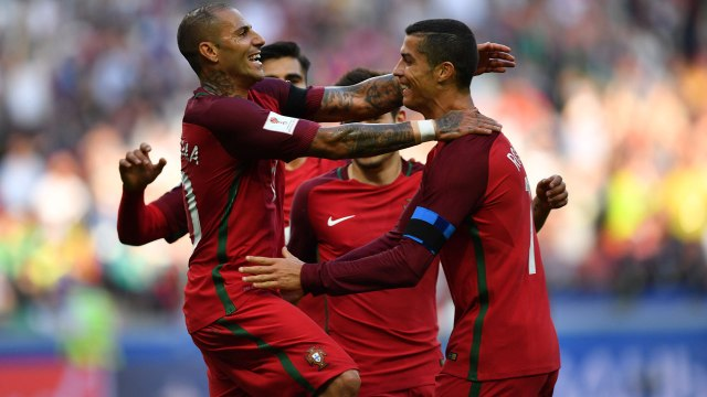 Image result for confederations cup 2017 portugal mexico