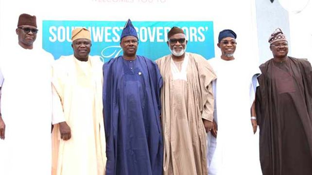 Image result for photos of Southwest Governors