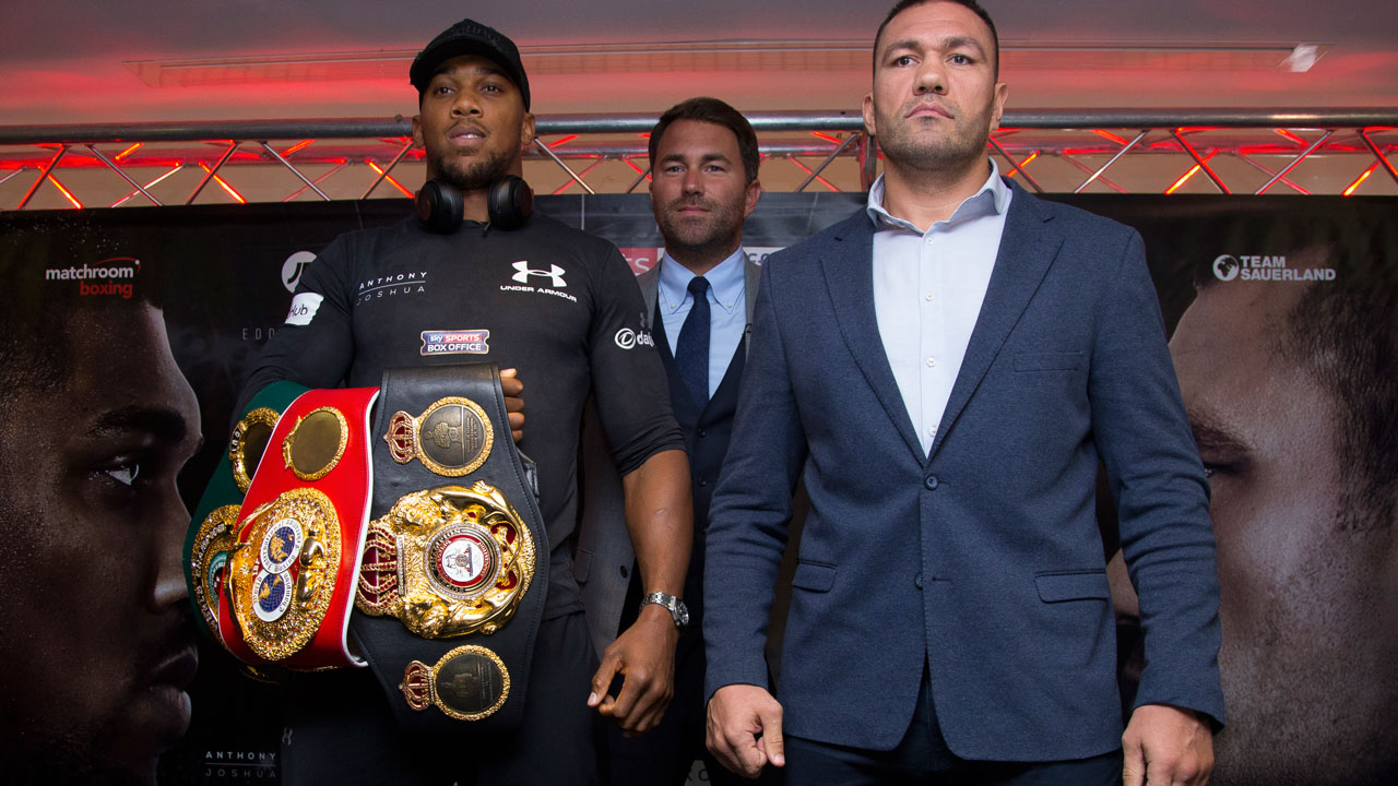 "Ibf's Mandatory Challenger Kubrat Pulev Says He Will Donate Half Of His Purse From The World Heavyweight Title Fight Against Briton Anthony Joshua To Help Medical Workers Fight The ""devilish"" C"