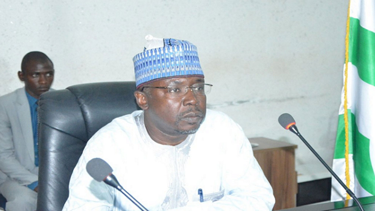 Mustapha Maihaja Director General National Emergency Management Agency Nema