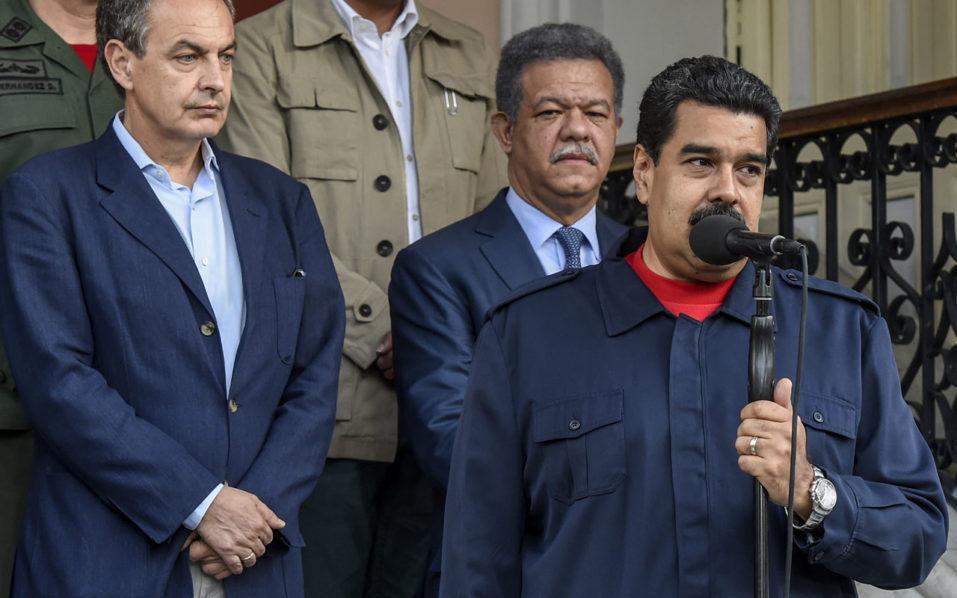 Nicolas Maduro 1 957x598 - Maduro to accept talks with Venezuela opposition
