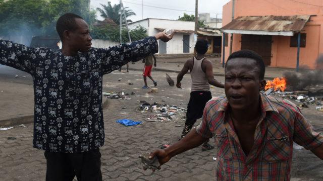 Constitutional Reform In Togo Urgent Parliament Head