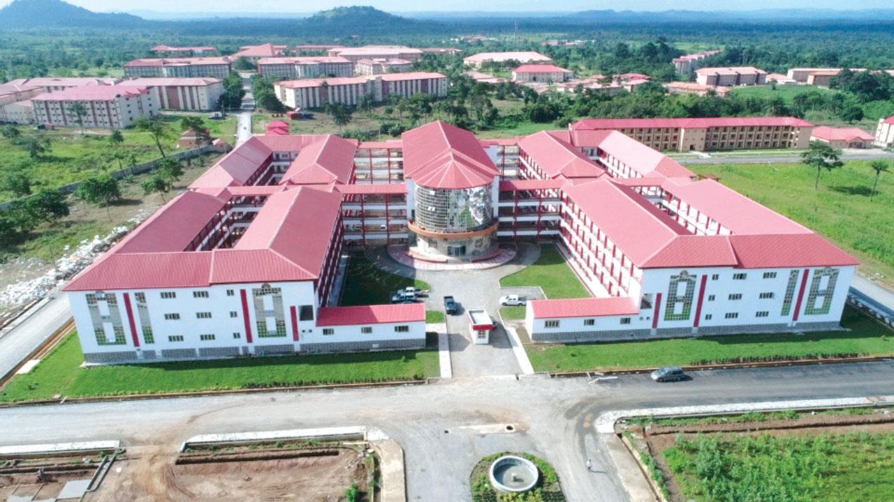Ministry Health Or Irrua Specialist Teaching Hospital