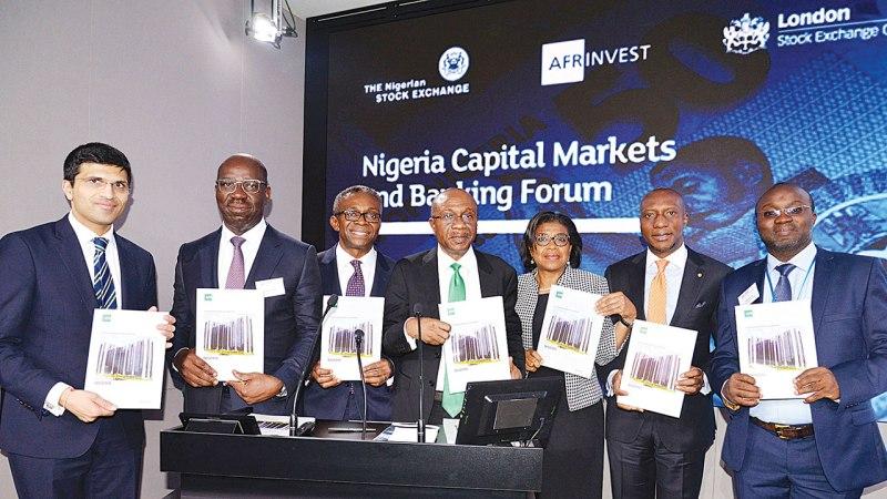 CBN Governor Emefiele Woos Global Investor-Community In London