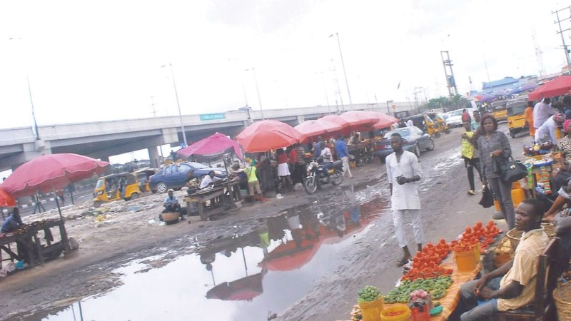 Ajah, Obadore Residents Lament, Tells LASG They Are Dying Slowly Of 'Congestion'.