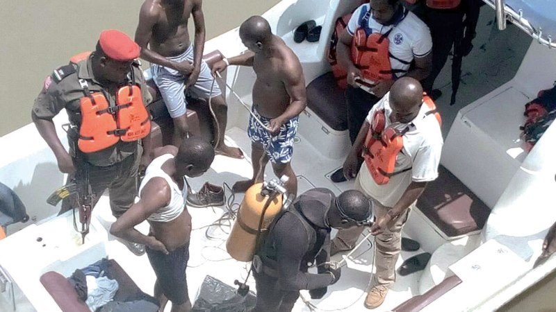 40-Year-Old Man Jumps Into Lagos lagoon. Read About Other Similar Cases