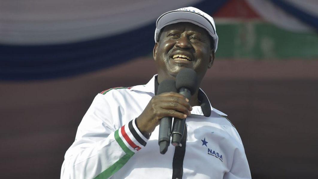 Raila Odinga 2 1062x598 - Kenya government threatens opposition with 'treason' charge