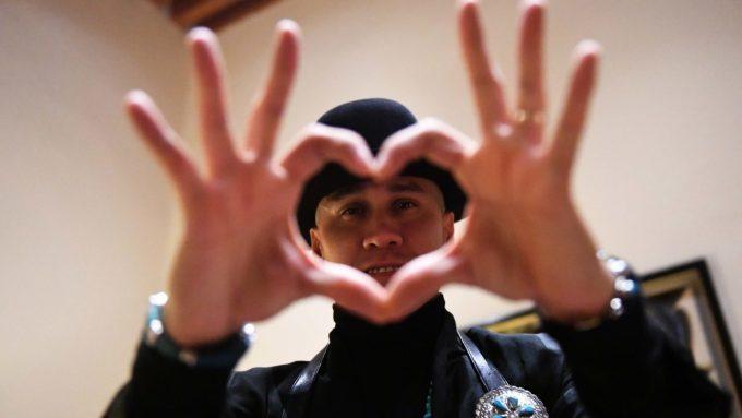 000 U90GC e1510739675733 - Black Eyed Peas Star Taboo Talks About Being A Cancer Survivor