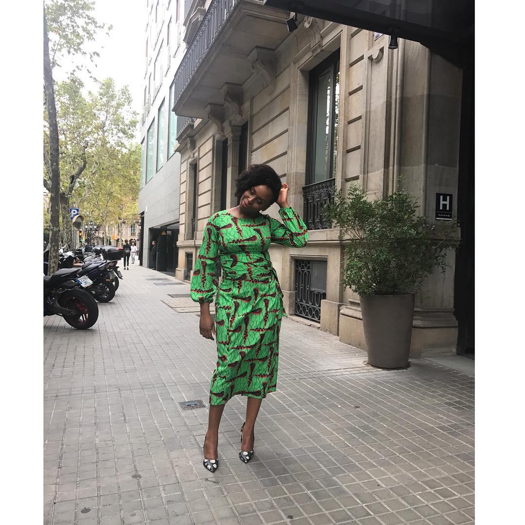 22159078 445395335856315 2453410642325929984 n1 - Chimamanda Adichie Explains Why She Only Wears Nigerian Brands