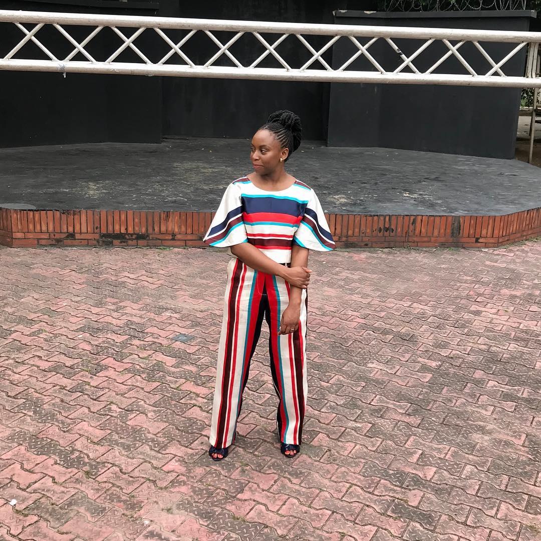 22857515 193486291196855 2860736480161038336 n1 - Chimamanda Adichie Explains Why She Only Wears Nigerian Brands