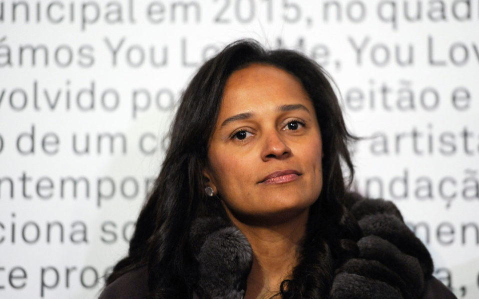 Isabel dos Santos 957x598 - Daughter of Angola's ex-president sacked as state oil chief