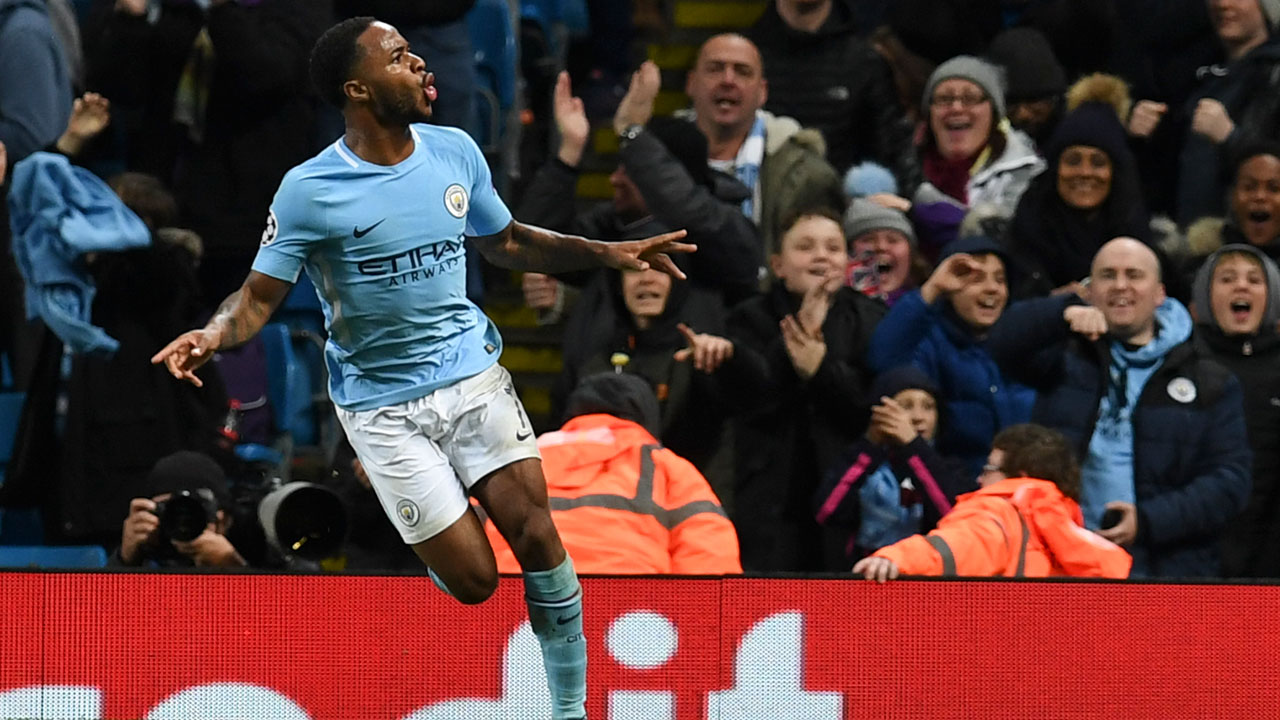 Raheem Sterling 1 - Super subs give Manchester City 2-0 win over Dinamo Zagreb