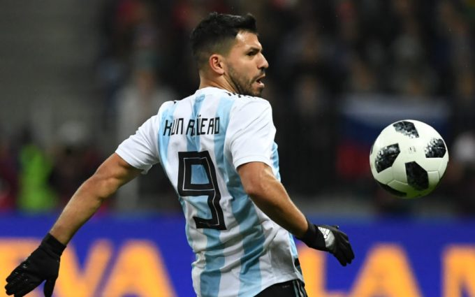 Sergio Aguero 3 957x598 - Aguero now better after collapsing at halftime against Nigeria