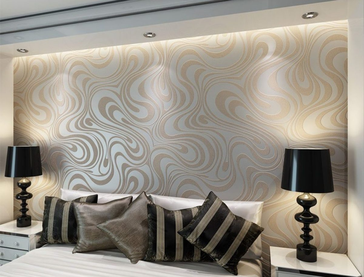 3D Feature e1512593219938 - Give Your Room A Stylish Touch With 3D Wallpapers