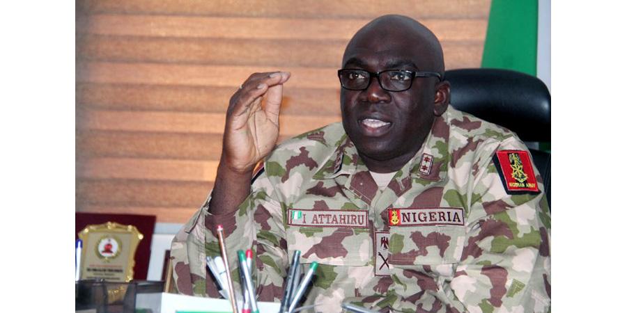 Ibrahim Attahiru - Nigeria appoints new chief to head Boko Haram fight