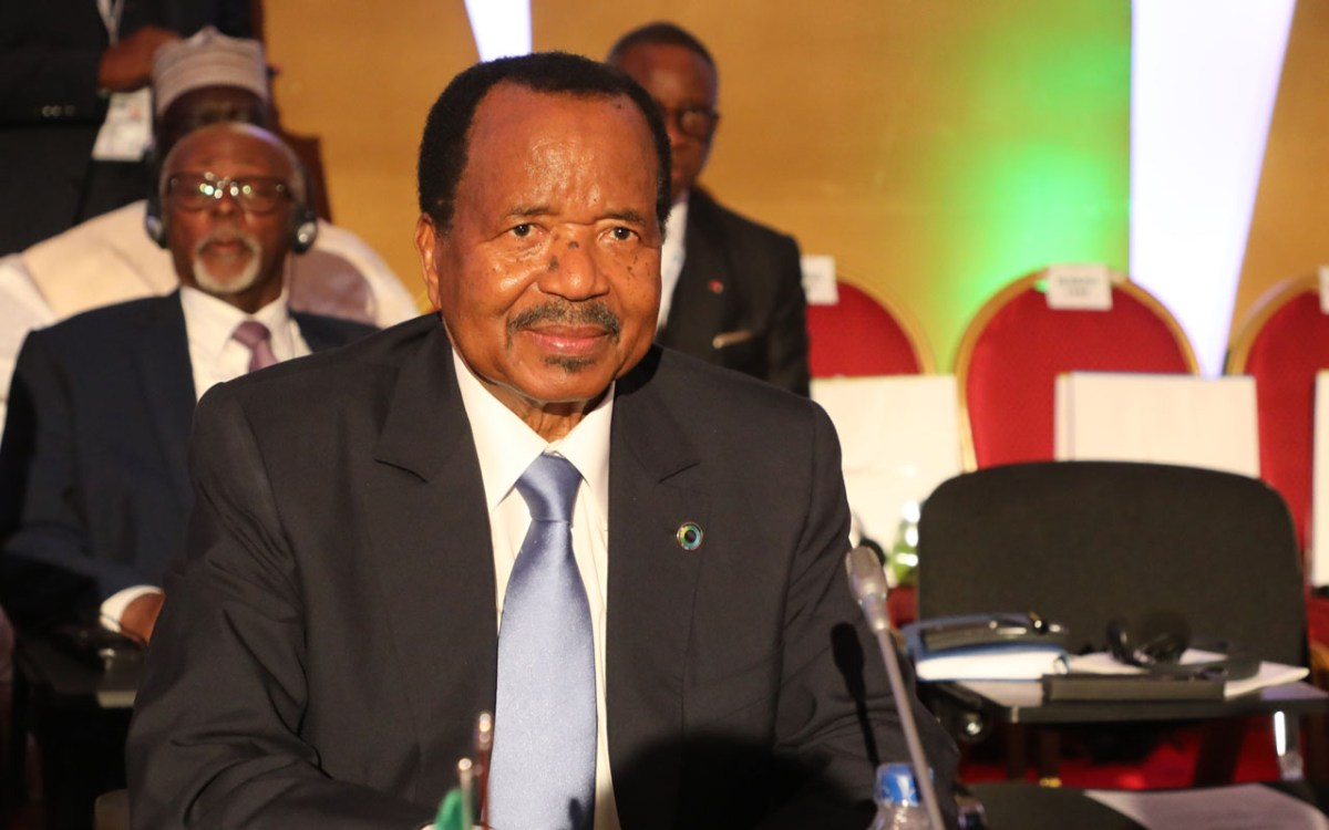 Paul Biya - Nigeria says it 'by no means' supports Cameroon secessionists