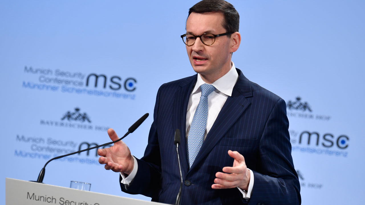 Poland Wants To Inject Nearly 24 Billion Dollars (100 Billion Zloty) In Liquidity To Firms To Counteract The Effects Of The Coronavirus Lockdown Of The Economy, Prime Minister Mateusz Morawiecki Said