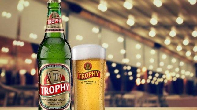 Image result for trophy beer