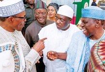 No Compromise On National Unity – Buhari